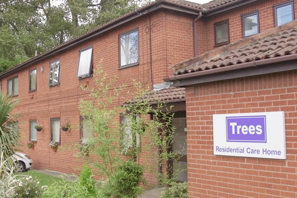 Trees Care Home West Yorkshire